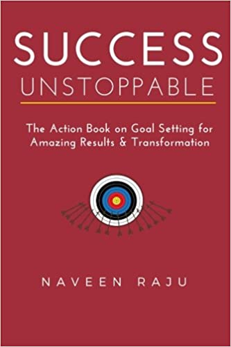 Success Unstoppable: The Action Book on Goal Setting for Amazing ...