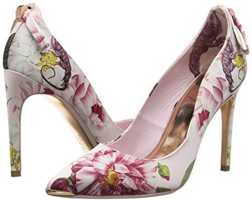 Heels Iguazu Baker Pink Ted Livlia Ig pink Pnk Toe Women''s Closed XWxFU