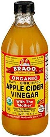Bragg Vinagre Orgánico de Manzana, 473 ml