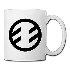 Christina Fireflight Band Logo Ceramic Coffee Mug Tea Cup White