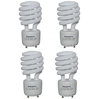 Four Bros Lighting P23sp Gu24 Cw 6pk Gu24 Base Twist And Lock Light