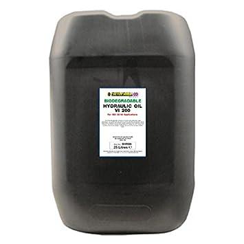 ISO Aceite Hidráulico de 68 25 litros de carga
