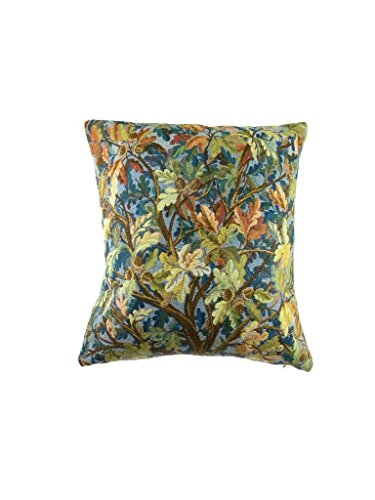 Tree of Life VI Belgian Tapestry Cushion for sale  Delivered anywhere in USA