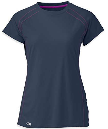 outdoor-research-womens-echo-short-sleeve-tee-large-night-ultraviolet