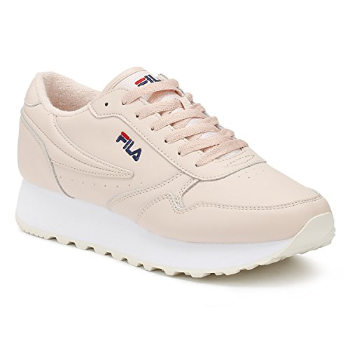 Fila Mujer Peach Whip Orbit Zeppa L Zapatillas-UK 7: Amazon.es: Zapatos y complementos