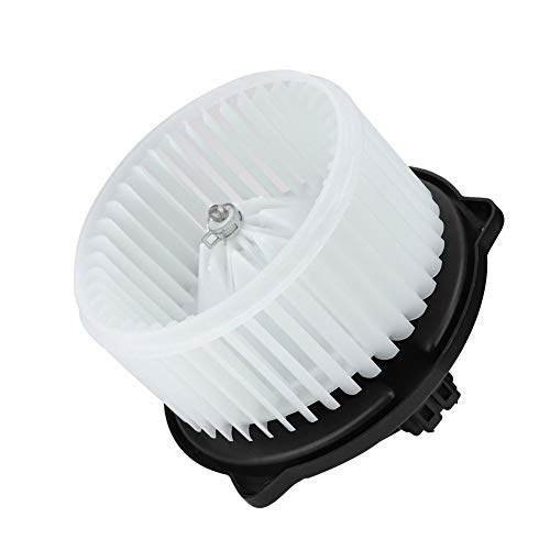 Heater Blower Motor, Interior Blower Fan Motor Heater with Fan Cage Aluminum + ABS 79310-S84-A01: