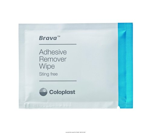 - Brava Adhesive Remover Wipes [ADH REMOVER WIPE NO STING] (BX-30)