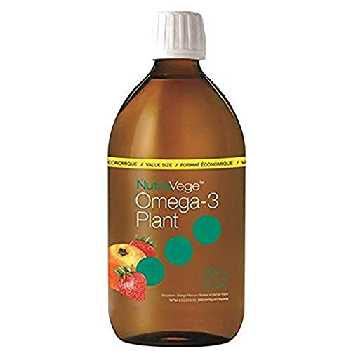 Ascenta NutraVege Strawberry Orange 500mL by Healthy Place
