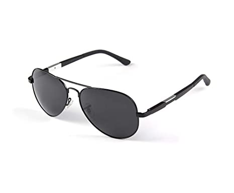 61a2932ecb Arctic Star Anti-luster film classic retro sunglasses polarized sunglasses  Colorful sunglasses (Black color