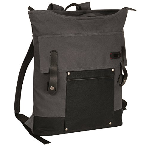 Levis Black Beach Helmet Backpack