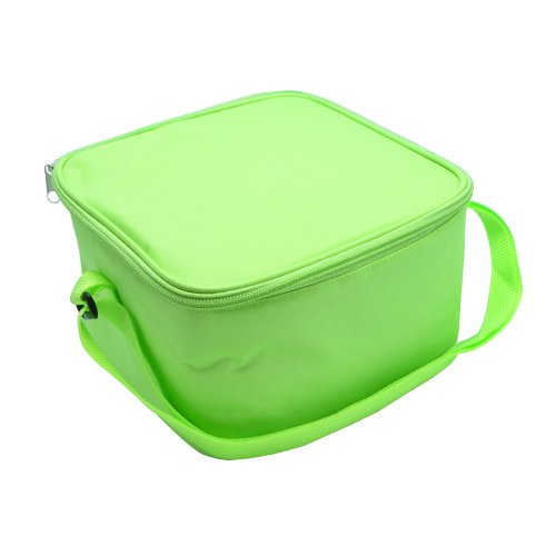 Bentgo Bag - Insulated Lunch Box Bag Keeps Food Cold On The Go - Green