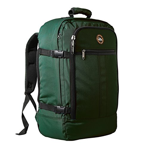 Rick Steves Convertible Carry On (Cabin Max Metz Backpack Flight Approved Carry on Bag 44 Liter - 21