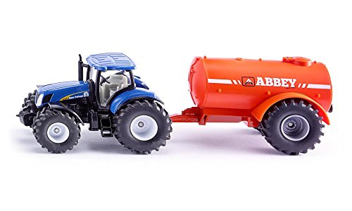 1:50 New Holland W/single Axle Abbey Tanker (Axle Tanker)