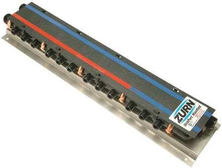 Zurn QPPM9H15C Pex Manifold QuickPort 24 Branch, 1'' x 1'' x 1''