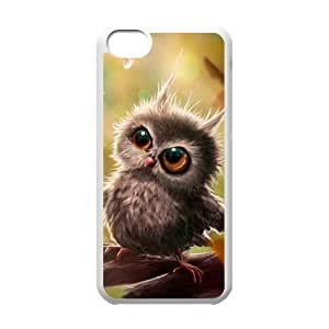LJF phone case C-Y-F- Cute Animals 2 Phone Case For iphone 4/4s [Pattern-1]