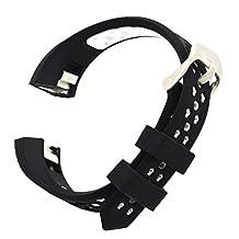 For Fitbit Alta HR and Alta Bands, Satkago Soft Silicone Adjustable Bracelet Smart Watch Strap for Fitbit Alta HR and Alta Replacement Wristbands
