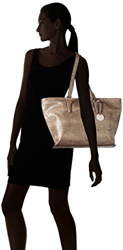Snake Tamaris Neve Beige Bolso 224 Hombro taupe Shopping De Bag Mujer q6xUza1qw
