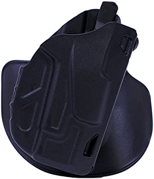 Safariland 7378-183-411 7TS Concealment Paddle Holster For Glock 26//27 RH