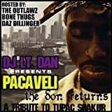 2Pac Pacaveli: The Don Returns Mixtape
