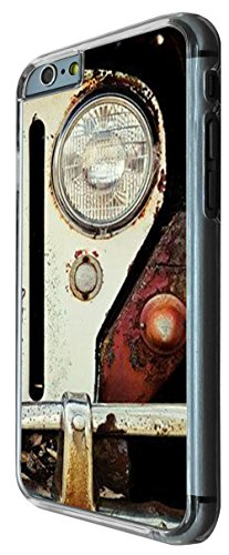 759 - Vintage Car Jeep Design iphone 6 / 6S 4.7'' Hülle Fashion Trend Case Back Cover Metall und Kunststoff