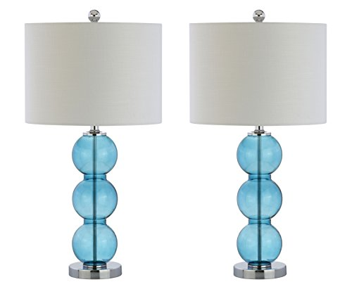 JONATHAN Y JYL1070C-SET2 Table Lamp, 14