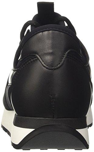 Zapatillas para Negro por Pollini Nero Casa Mujer 00a de Boss Estar 5cwcqH4U7