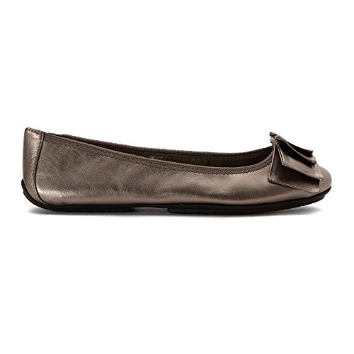 Me Too Women's Lilyana Ballet Flat Pewter Leather buy cheap best seller outlet low cost sale browse factory outlet cheap price iRbumFrg