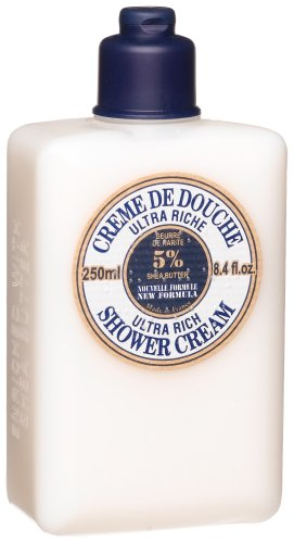 L'Occitane Shea Butter Ultra Rich Shower Cream, 8.4 fl. oz.