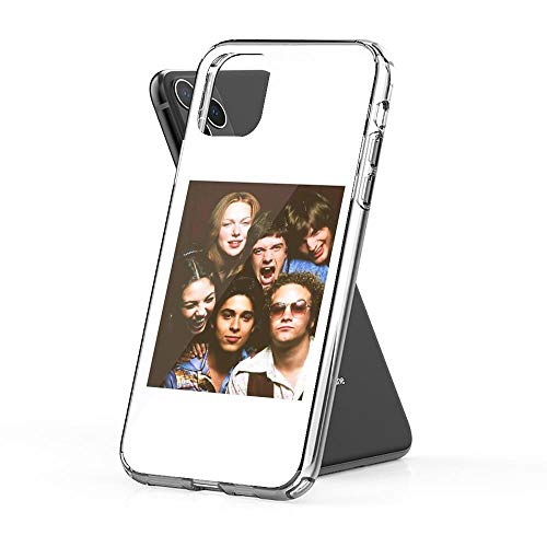 rebecc That '70s Show Cast Case Cover Compatible for iPhone iPhone (11)