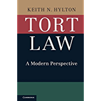 Tort Law: A Modern Perspective (English Edition)