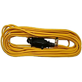 master electrician 02207me 16 2 outdoor indoor 25 feet extension cord orange outdoor. Black Bedroom Furniture Sets. Home Design Ideas