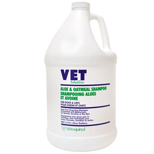 Vet Solutions Aloe Oatmeal Shampoo (Gallon)