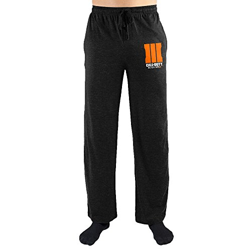 COD Call Of Duty BO Black Ops 3 Print Men's Lounge PantsXX-Large
