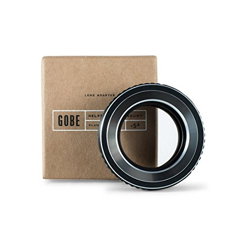 Gobe Lens Adapter: Compatible with M42 Screw Lens and Fujifilm X-Mount Camera Body