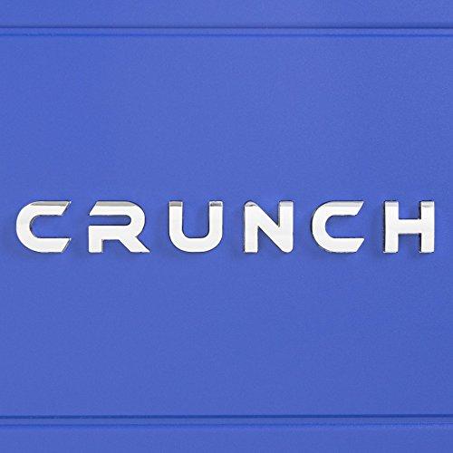 Crunch PowerDriveX 1000W 2 Channel Blue A/B Car Amplifier + 4-Gauge Wiring Kit by Crunch (Image #7)