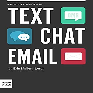 Text/Chat/Email Audiobook