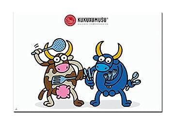 Kukuxumusu - 6 manteles papel individual, 27x40 cm (Verbetena 016001037)