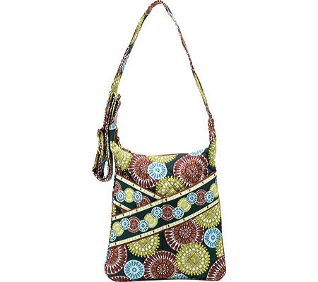 Stephanie Dawn Sling - Citrus Harvest Quilted Handbag USA 10004-006 Product ID: 813091011080