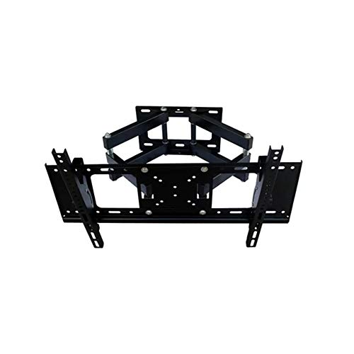 FLB Articulated TV Wall-Mounted Corner Bracket VESA430410mm Stable arms Full-Motion, Rotating, Tilting fit 32\37\42\48\55-inch ()