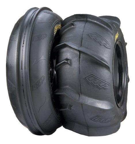 ITP Sand Star Tire - Rear - Left - 22x11x12 , Tire Size: 22x11x12, Rim Size: 12, Tire Ply: 2, Tire Type: ATV/UTV, Tire Construction: Bias, Tire Application: Sand, Position: Rear Left 5000576