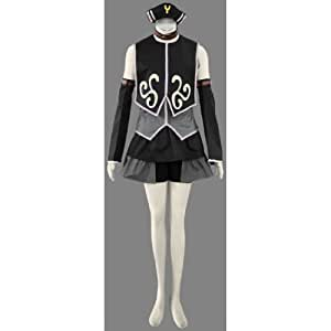 CTMWEB Tales of the Abyss Cosplay Arietta Outfit 1st Version Set XX-Large