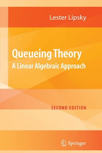 Queueing Theory: A Linear Algebraic Approach