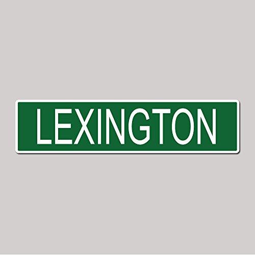 lexington-city-pride-green-vinyl-on-white-4x17-aluminum-street-sign