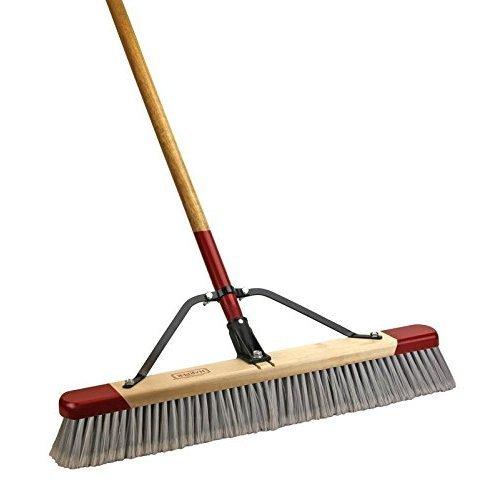 Harper Brush #2218A 18'' Fine Push Broom by Harper Brush