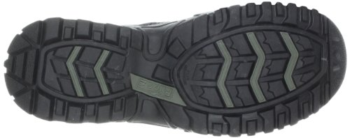 Ridge Footwear Mens The Ghost With Zipper Boot Black AyG0g7