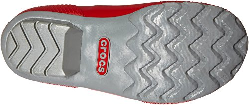 Crocs - Grand W Rain Boot Femmes, EUR: 36.5, Red