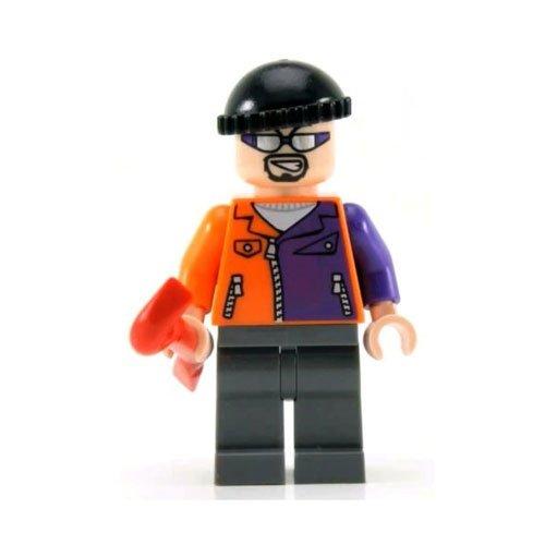 (Lego Batman Henchman Minifigure (2012))