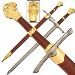 TOP Chronicles of Narnia Peters Sword -