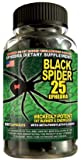 Cloma Pharma Black Spider Fat Burner 100 Caps