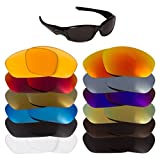 New SEEK Replacement Lenses Oakley STRAIGHT JACKET - Multiple Options